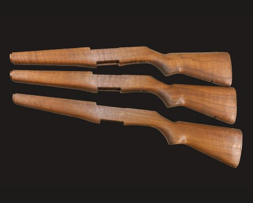 M1 STOCK SET WITH TIGER STRIPING