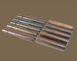 6 M1 WALNUT HAND GUARD SETS
