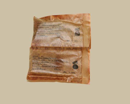 2 WW2 SEALED PACKS OF BORE BRUSHES