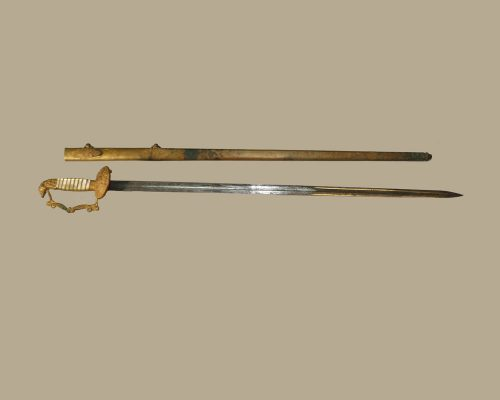 1812-18 OFFICERS SWORD