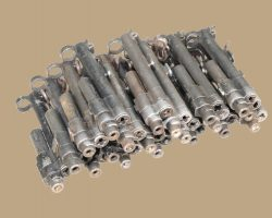 20 M1 DEMILLED GAS CYLINDERS